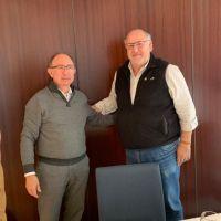 Entrevista al Presidente del Rotary Club de Huesca